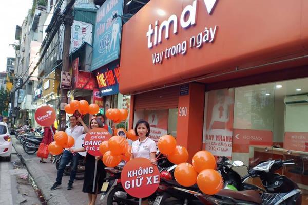 Tima cung cấp dịch vụ cầm đăng ký xe ở Láng
