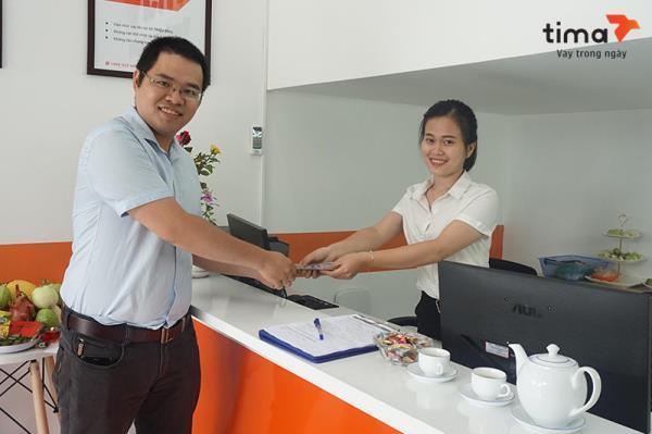 Ưu điểm khi vay tiền tại Tima 958 Trương Định