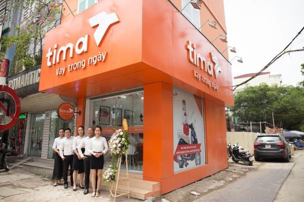 Tima khai trương cửa hàng giao dịch Tima 199 Hồ Tùng Mậu