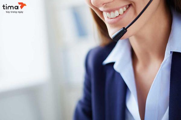 Tima tuyển dụng nhân viên nhắc phí qua điện thoại