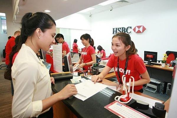vay tín chấp HSBC