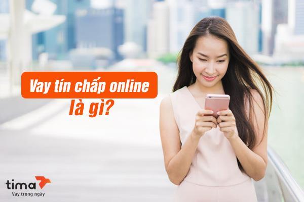 Vay tín chấp online