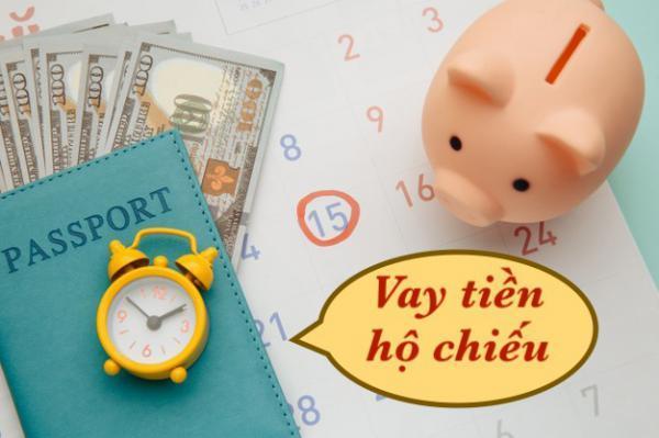 Vay tiền online bằng hộ chiếu