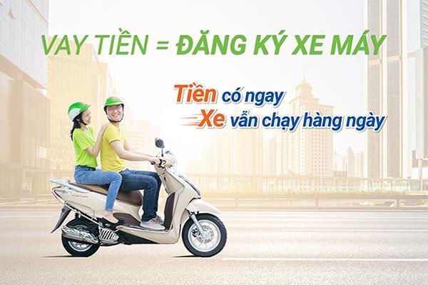 Vay tiền bằng đăng ký xe Hà Nội