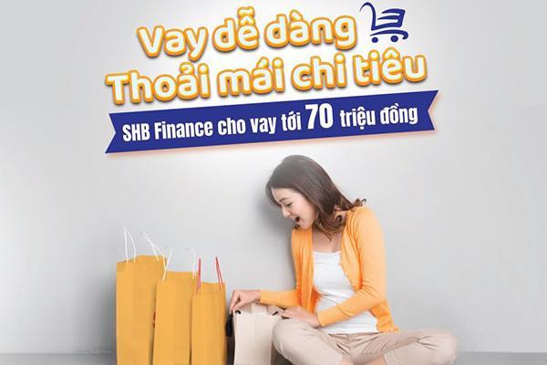 Vay tín chấp SHB Finance