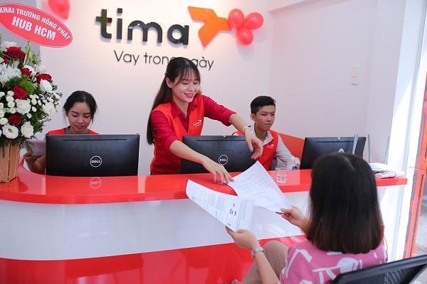 Thanh toán khoản vay Tima