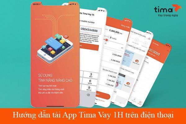 app Tima Vay 1H