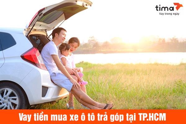Mua xe oto trả góp tại TPHCM