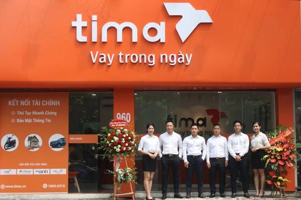 Các phòng giao dịch của Tima