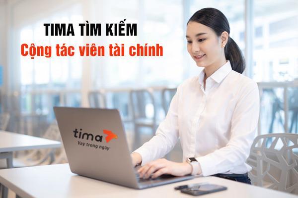 Tima tuyển dụng cộng tác viên tài chính