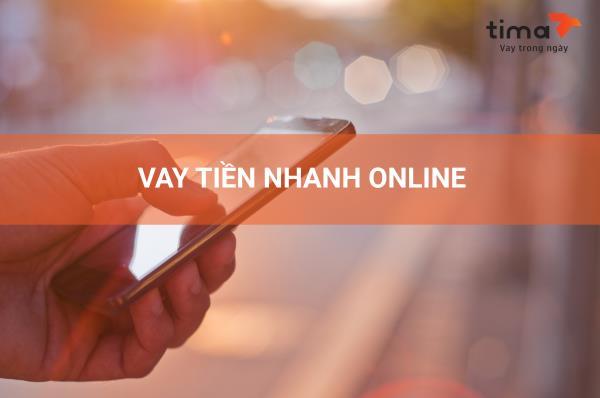 Ứng dụng vay tiền online nhanh