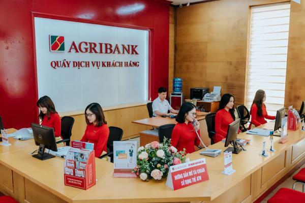 Vay trả góp ngân hàng Agribank