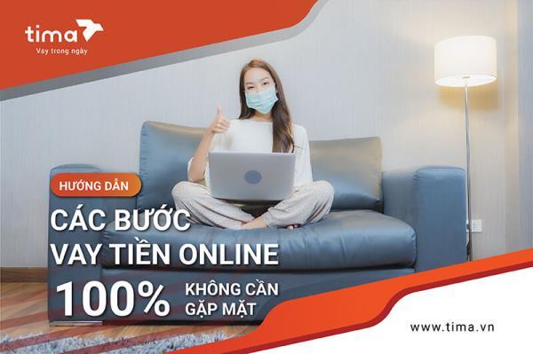 vay tiền online 100% không cần gặp mặt