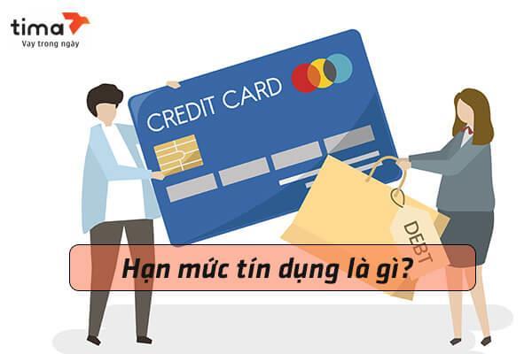 Hạn mức thẻ tín dụng